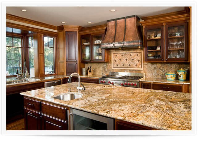 Granite Countertop Cleaning Polishing In Olympia