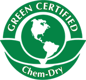 green certified chem-dry carpet cleaning