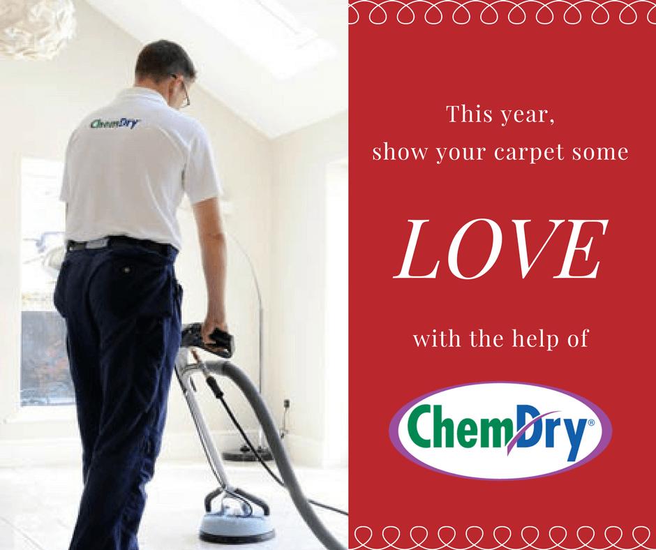 Chem-Dry Valentines Day Graphic