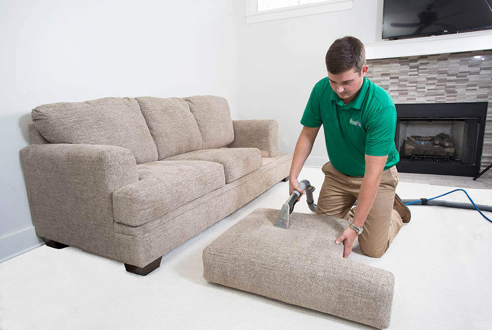 Upholstery Cleaning in Olympia, WA
