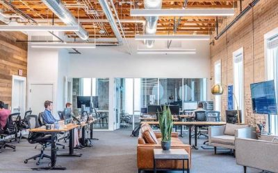 How A Clean, Stylish Office Impacts Employees And Visitors