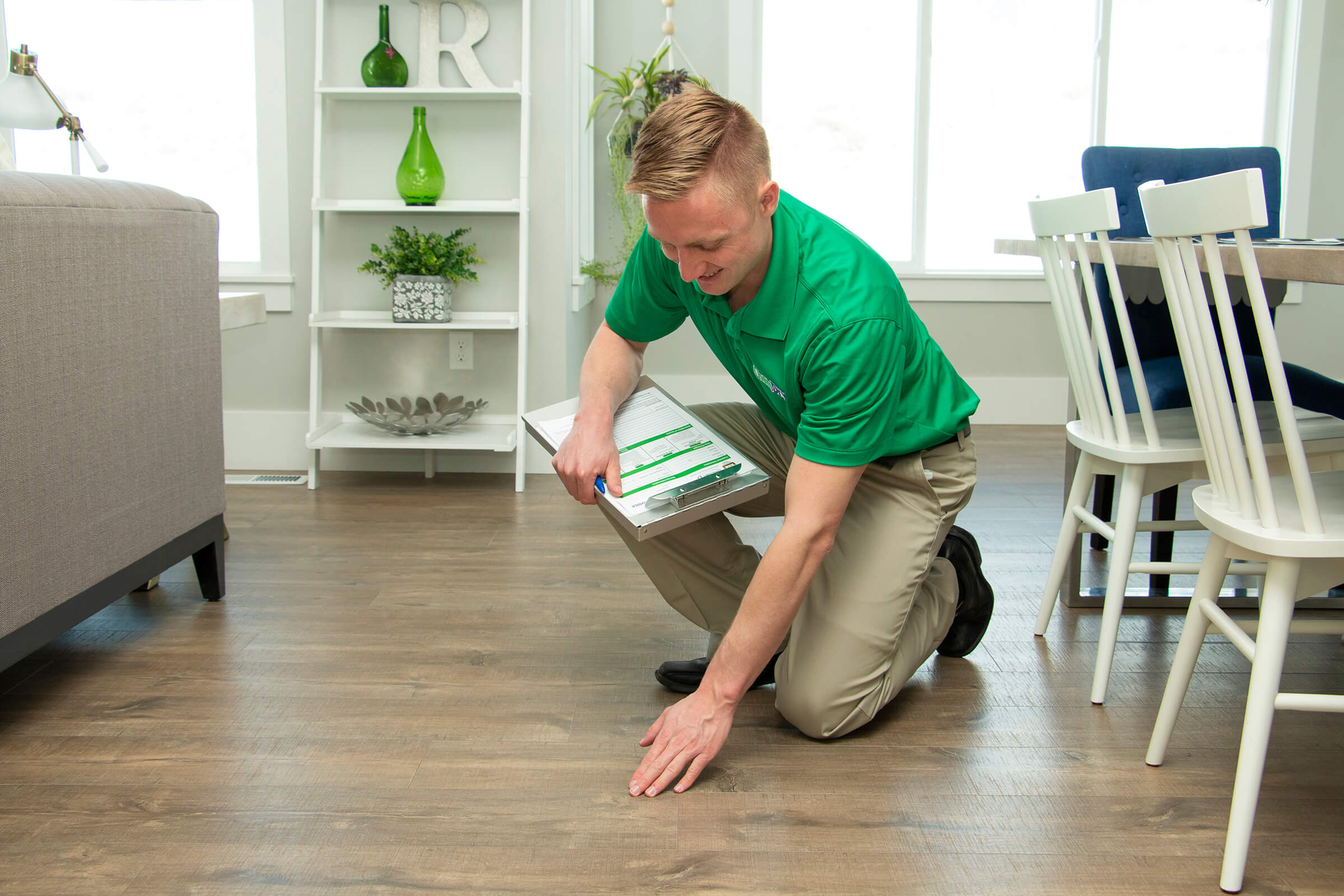 hardwood floor cleaning in olympia