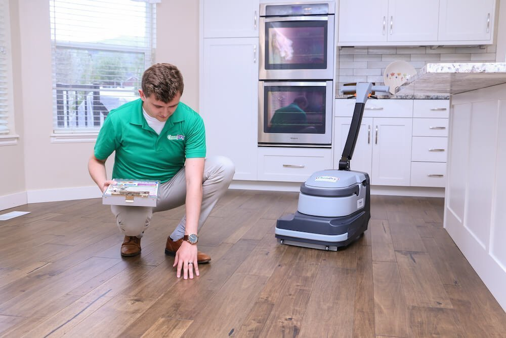 Wood Floor Cleaning Olympia