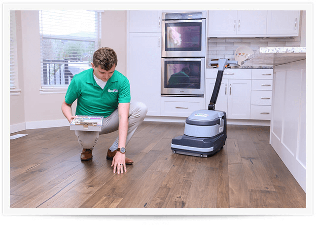 hardwood floor Cleaning Service in Olympia