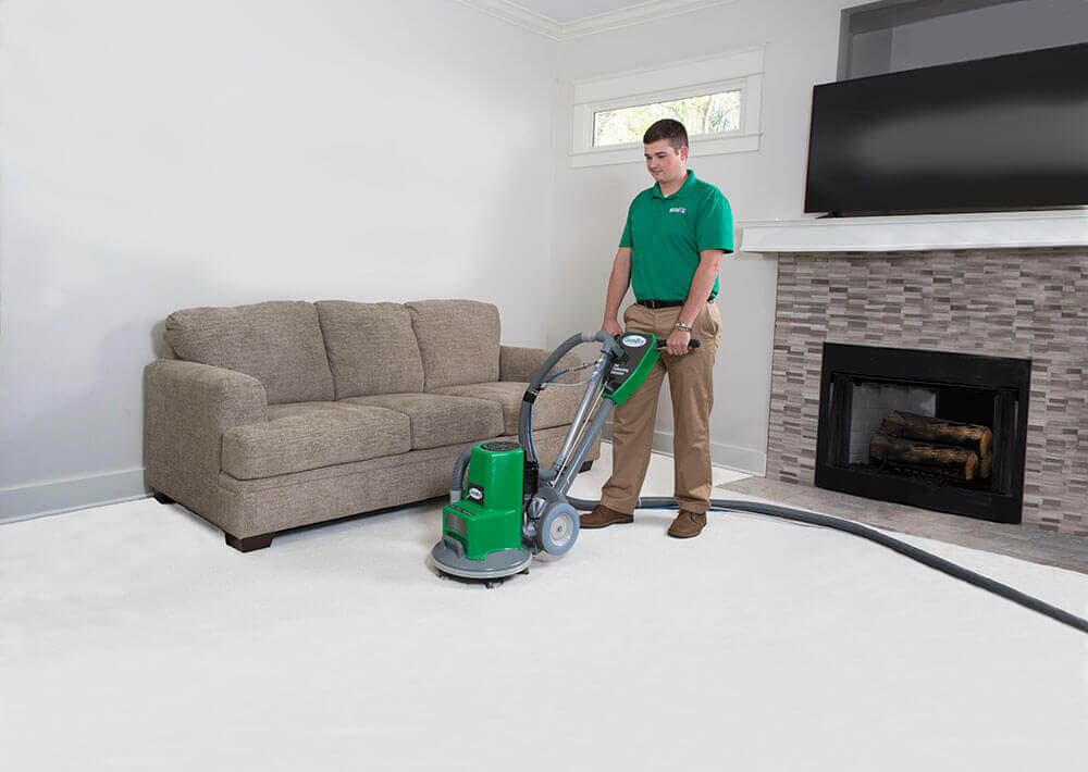 Chem-Dry carpet cleaning in aberdeen, wa