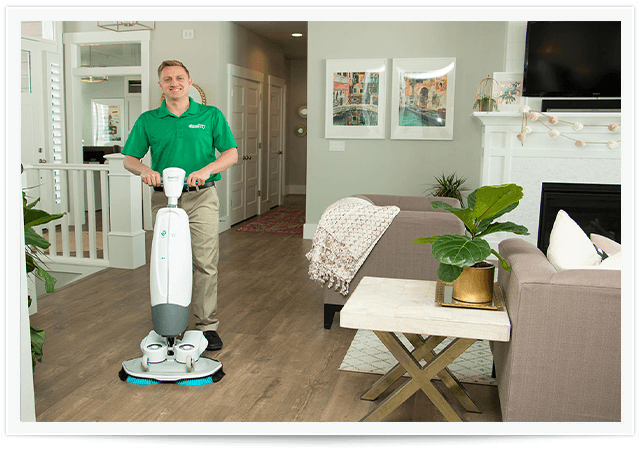 Wood Floor Cleaning Service in Olympia